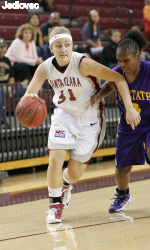 Women's Basketball Falls 88-73 To USF