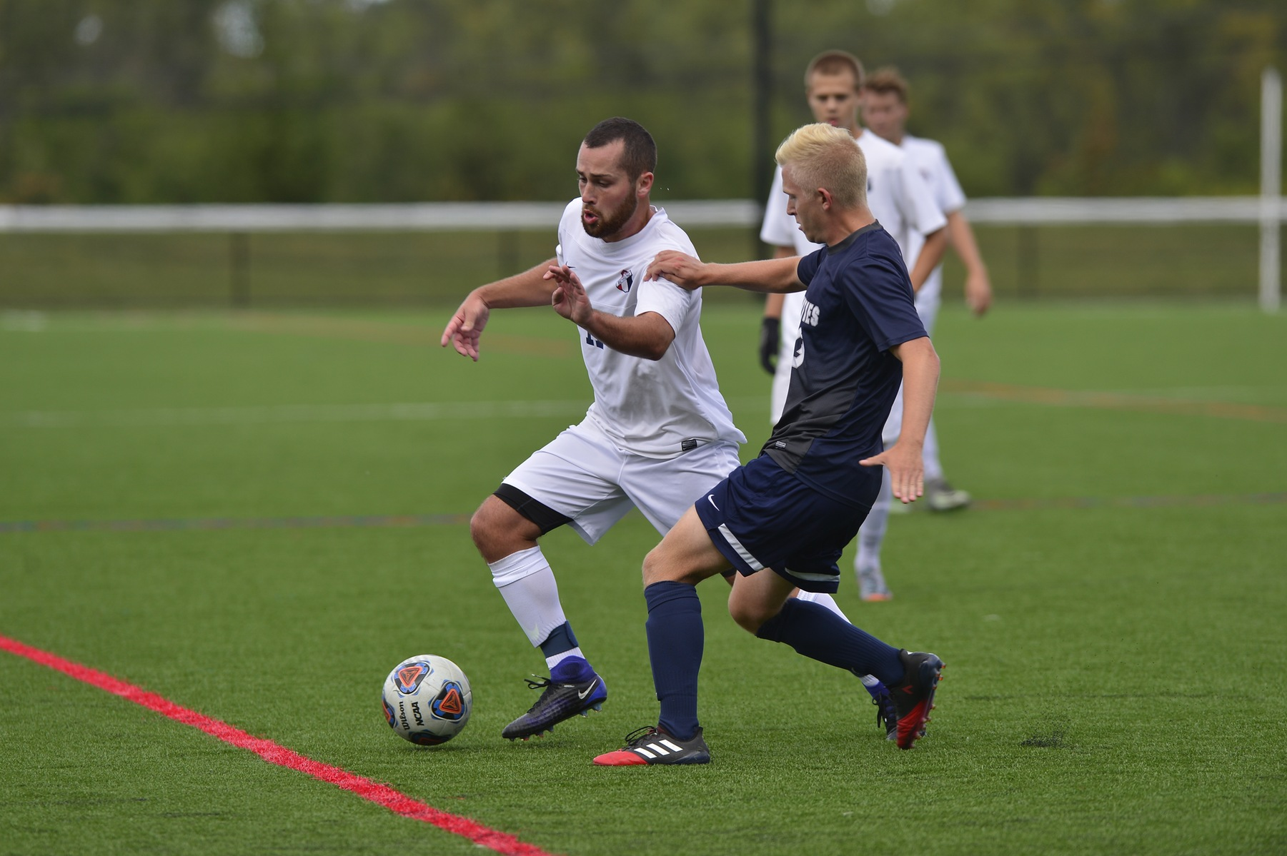 Men's Soccer Advances to ECAC Quarterfinals