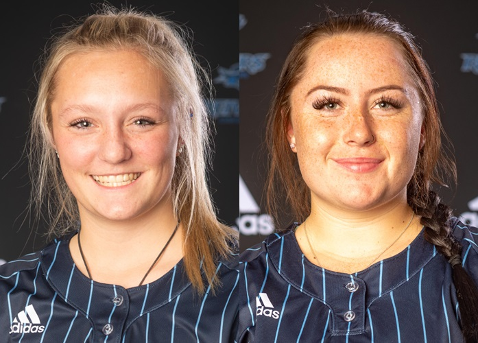 Katz and Lee Earn ICCAC Player of the Week honors