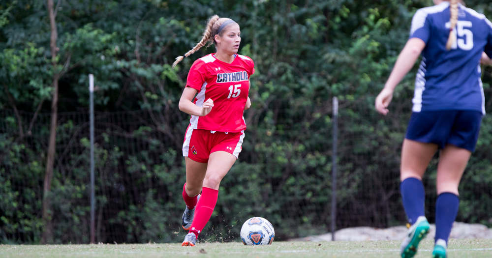 Cardinals Downed by River Hawks in PKs After Scoreless Draw
