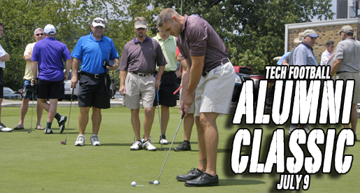Former players invited back for annual Football Alumni Golf Classic, July 9
