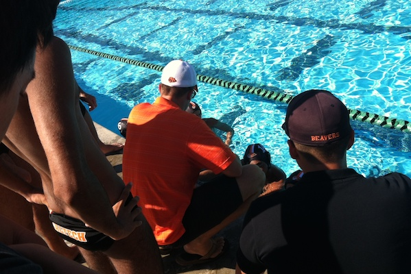 Men's Water Polo Wins Three in a Row