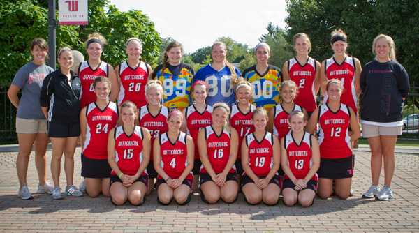 2011 Wittenberg Field Hockey