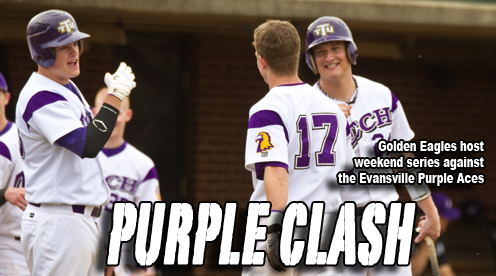 TTU hosts weekend series against Evansville