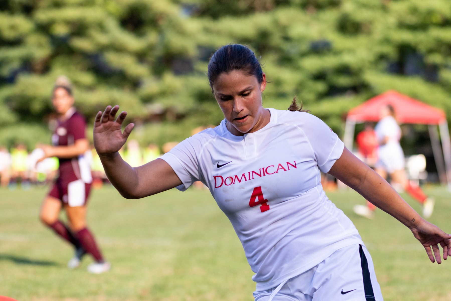 WOMEN'S SOCCER FALLS TO JEFFERSON IN CONFERENCE OPENER