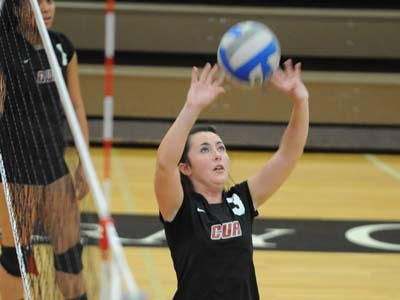Cardinals selected third in volleyball preseason poll
