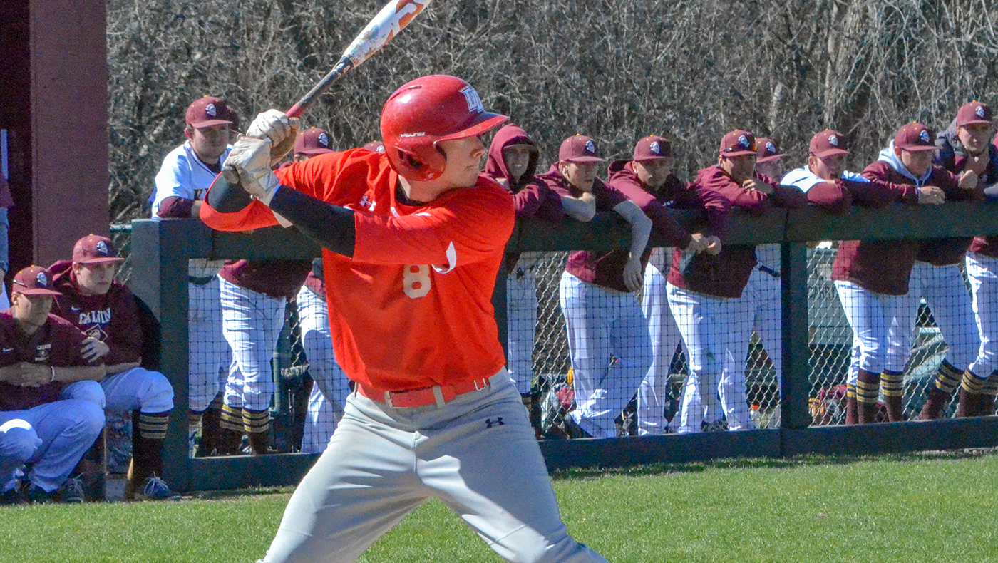 Baseball team falls to Dominican, 9-5