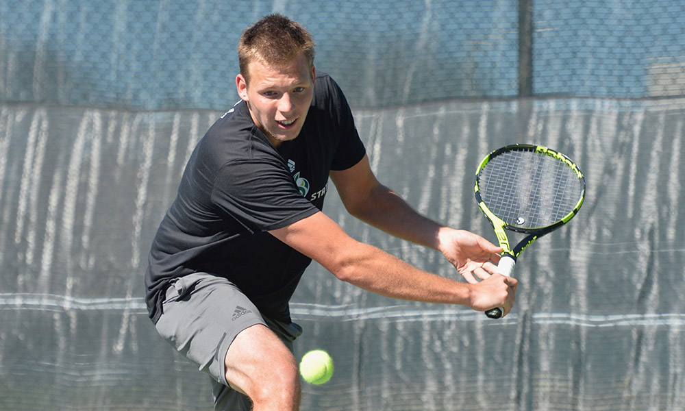 MEN'S TENNIS EARNS 10 SINGLES WINS, 3 DOUBLES VICTORIES AT ITA NORTHWEST REGIONALS