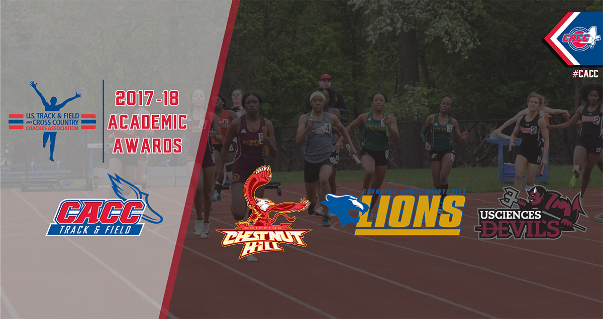 Five CACC Track & Field/Cross Country Teams Earn All-Academic Status from USTFCCCA