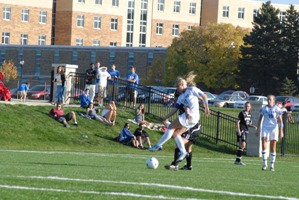 Dominican women defeat CUW Soccer 3-0