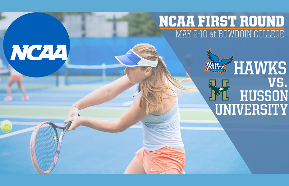New Paltz Tennis Matches Up Against Husson University in First Round of NCAA Tournament