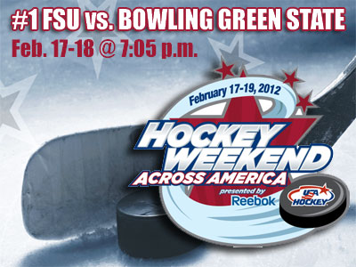 #1 FSU Hosts BGSU At Home This Weekend