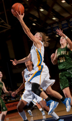 Johnson's Career Night Leads Gauchos Past Tigers