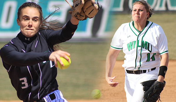 Botsch and Lachette Toss Complete Game Shutouts for Wilmington Softball in Identical 6-0 Victories at Felician