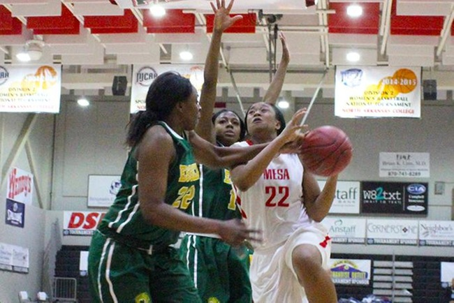 Mesa Can't Overcome Poor Shooting, Fall in NJCAA First Round to Essex County, 69-66