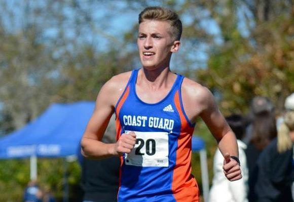 Men's Cross Country 12th at Regional Site
