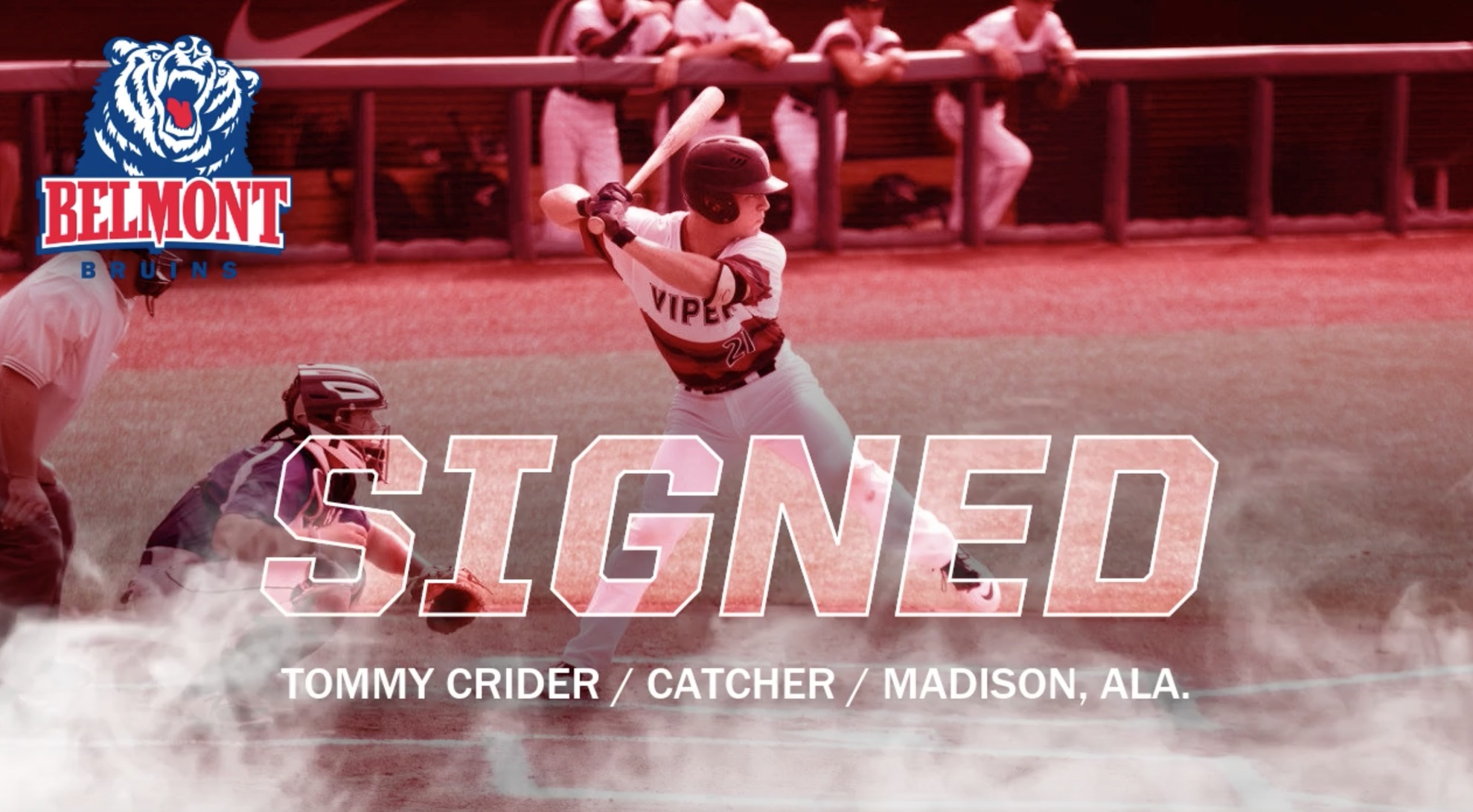 Crider Signs with the Bruins
