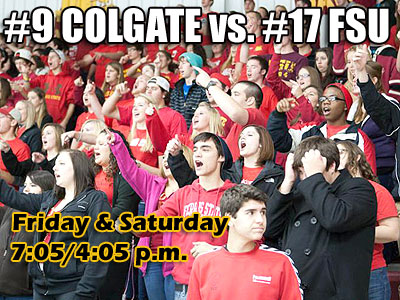Hockey Notes: #17 Ferris State vs. #9 Colgate