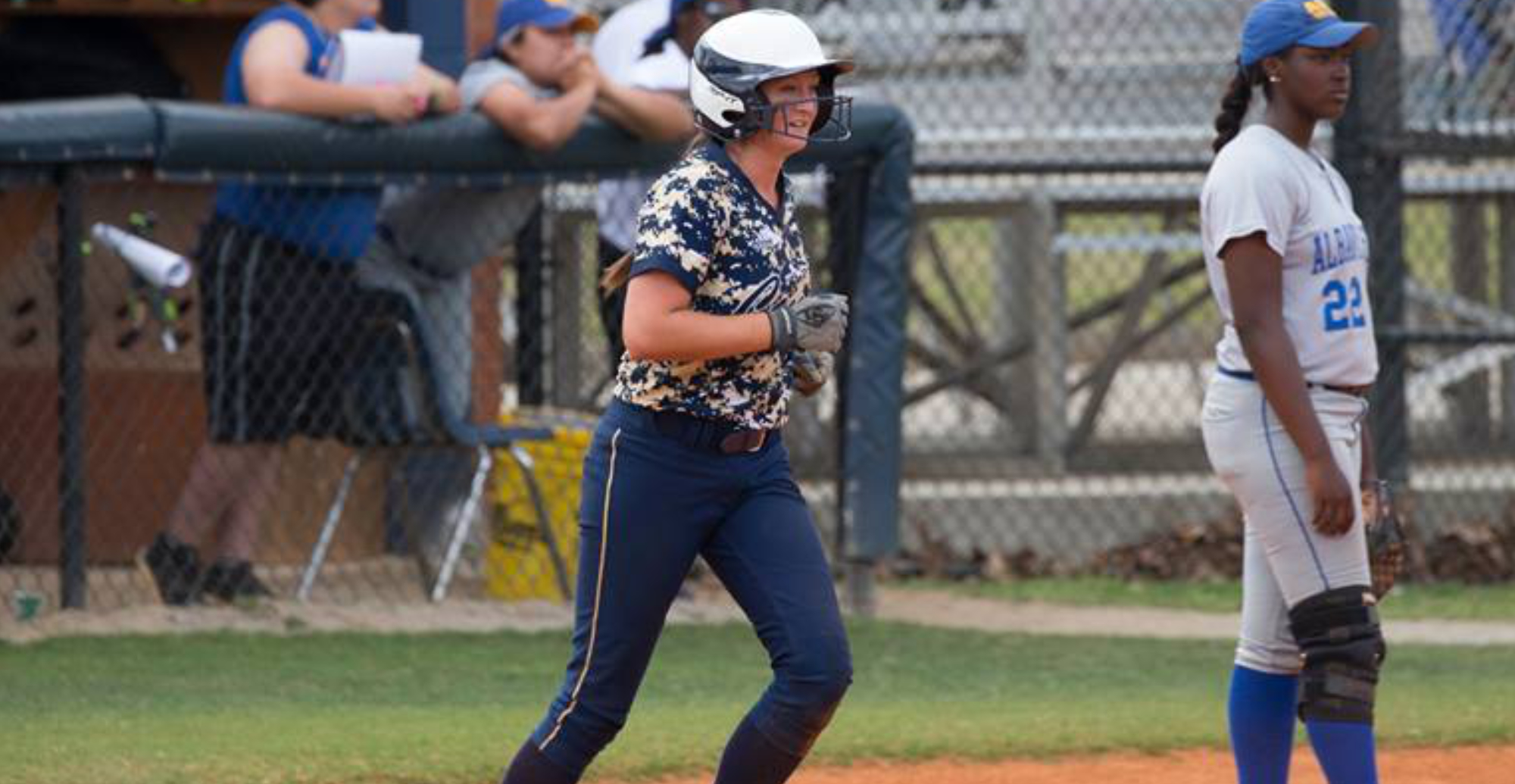 Gibson, Kuerzi Power Lady Canes To Sweep Of Golden Rams