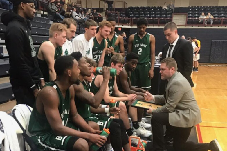 Men's Basketball falls to Wilkes University in first game of the Rinso Marquette Tourney, 88-68