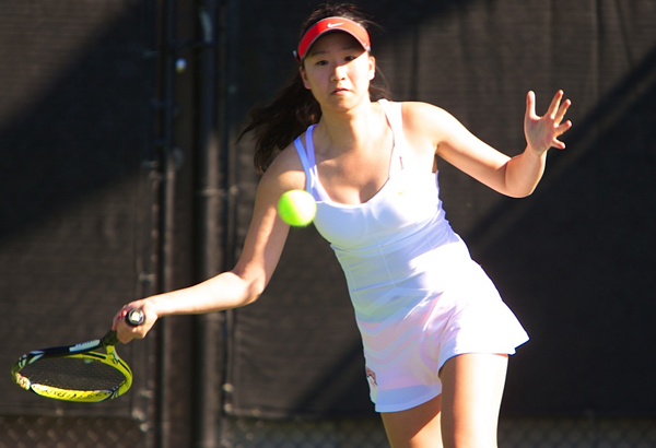 Nationally Ranked CMS Tops Caltech; Antilla Gets First Win