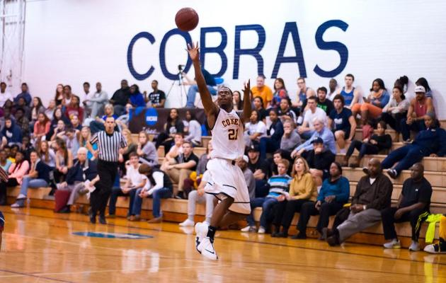 Coker Drops Heartbreaker to Newberry 95-92