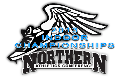 2013 Northern Athletics Conference Indoor Track & Field Championships