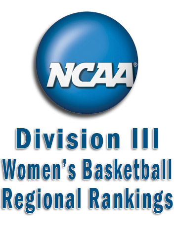 Emory & Henry Women's Basketball Ranked No. 9 In NCAA Division III South Region