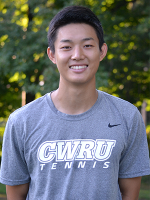 Matthew Chen, Men's Tennis