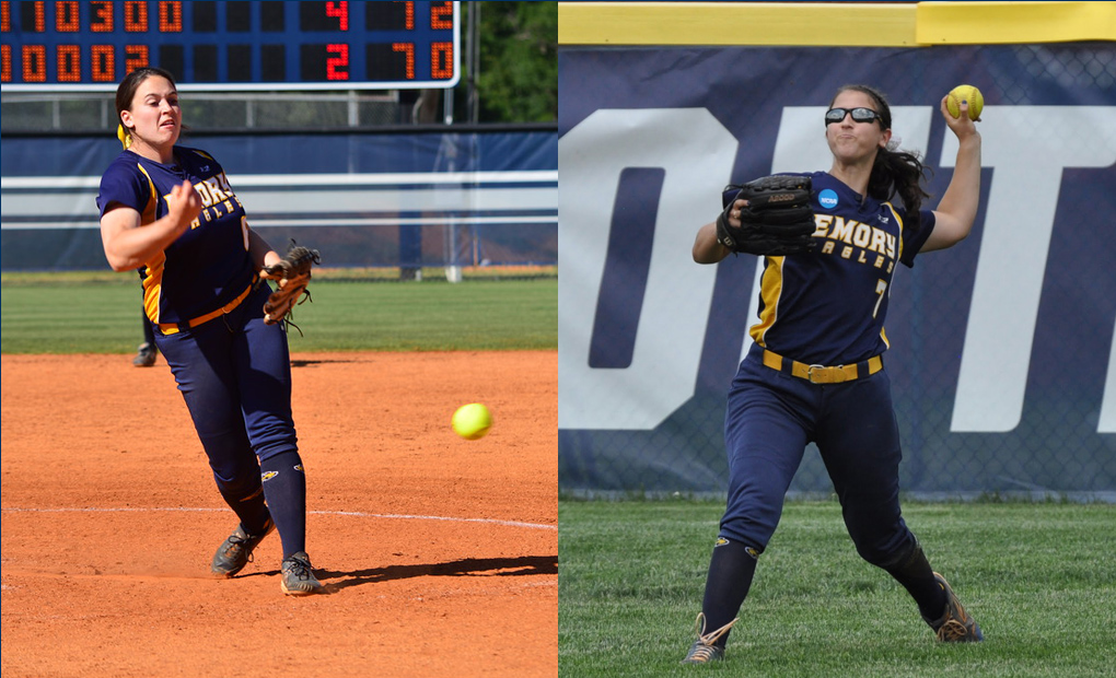 Forte & File Capture NFCA All-Region Honors