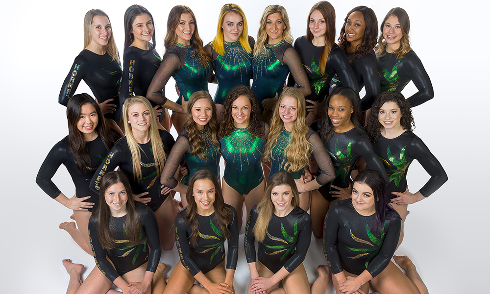 GYMNASTICS STARTS SEASON AT NORCAL CLASSIC ON MONDAY