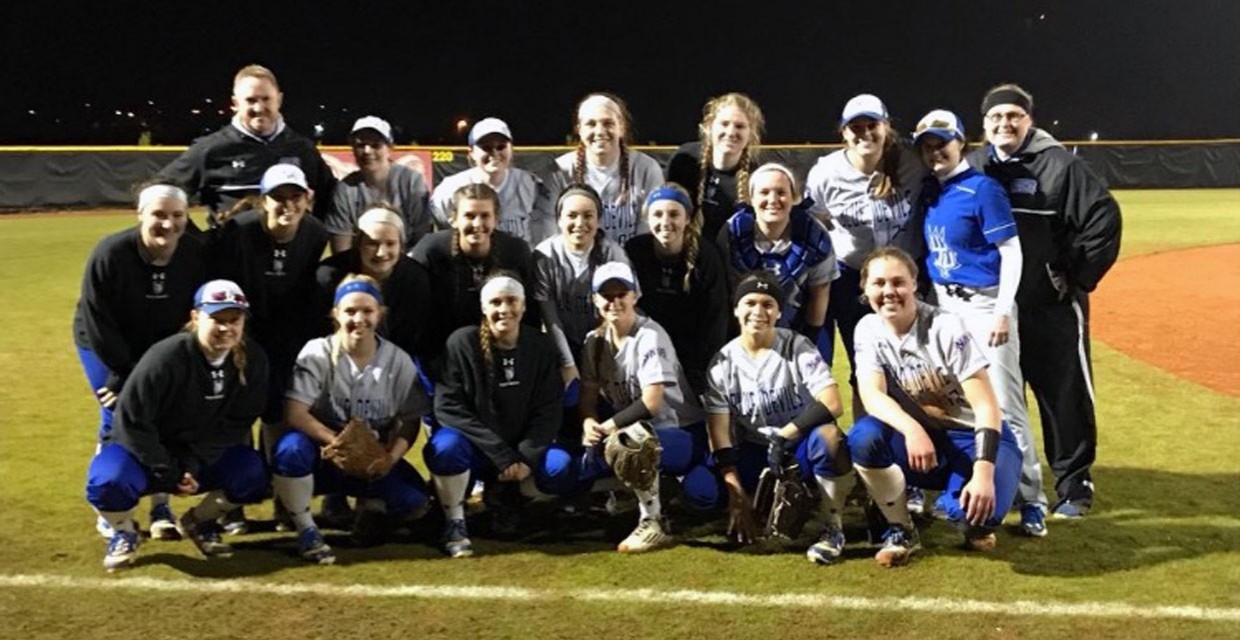 Photo for Blue Devils Capture First Win In Program History