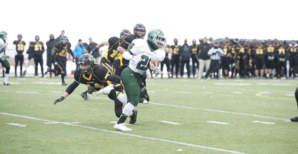 Bilal Rushes for 270 Yards but Storm Falls at #20 Michigan Tech