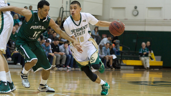 MEN'S HOOPS FALLS IN OVERTIME TO PORTLAND STATE, LONG 3-POINT STREAK ENDS