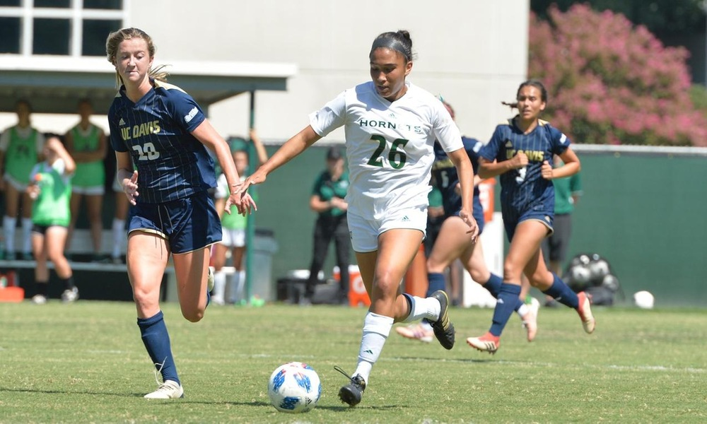 WOMEN'S SOCCER HELD SCORELESS ON THE ROAD AT NORTHERN ARIZONA