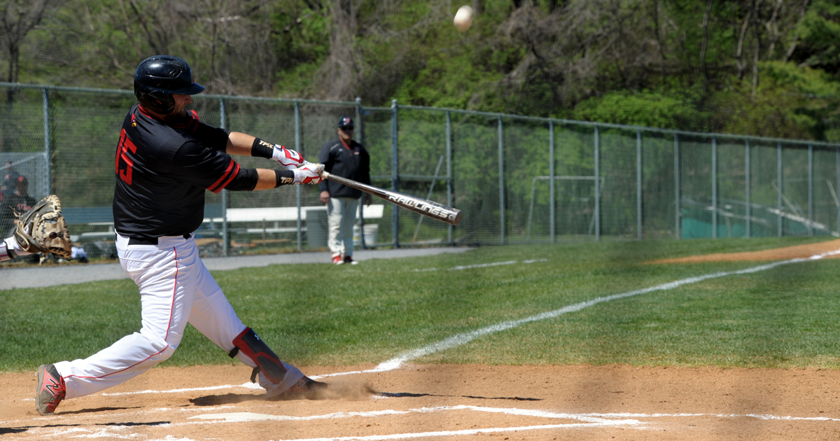 Catholic Baseball Sweeps Scranton Royals