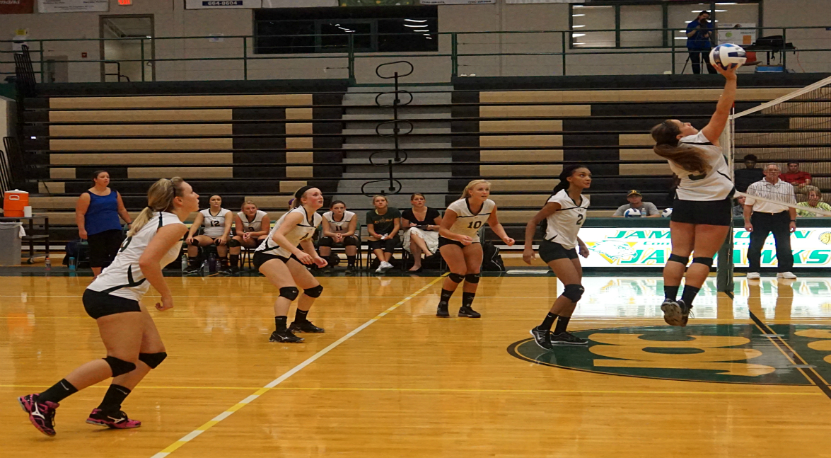 Women's Volleball vs Mercyhurst NE