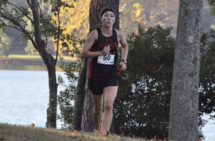 Cross Country: Panther runners compete at Berry Invitational