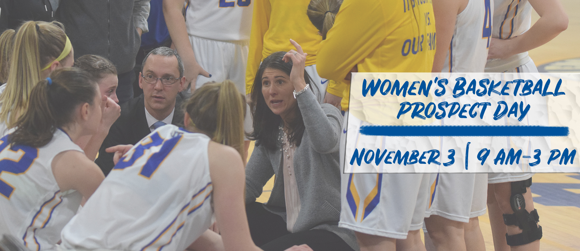 Women's Basketball Prospect Day | Sunday, November 3