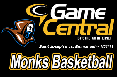 Saint Joseph's to Web Stream GNAC Hoops Twinbill