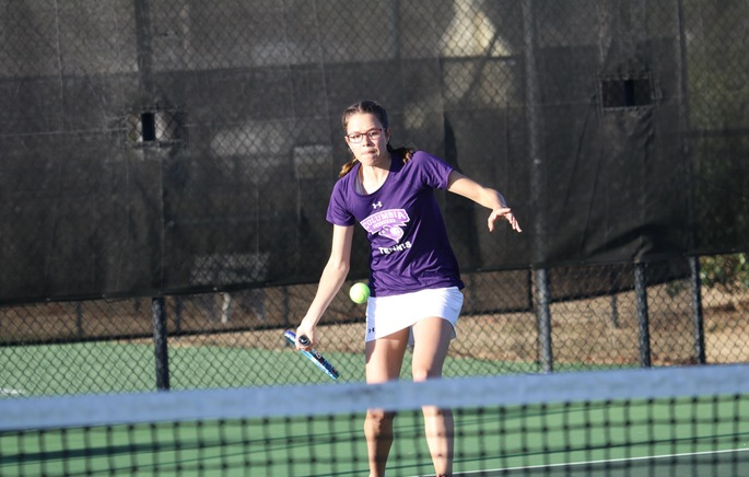 Andrea Dimitrijevic awarded as AAC Tennis Player of the Week