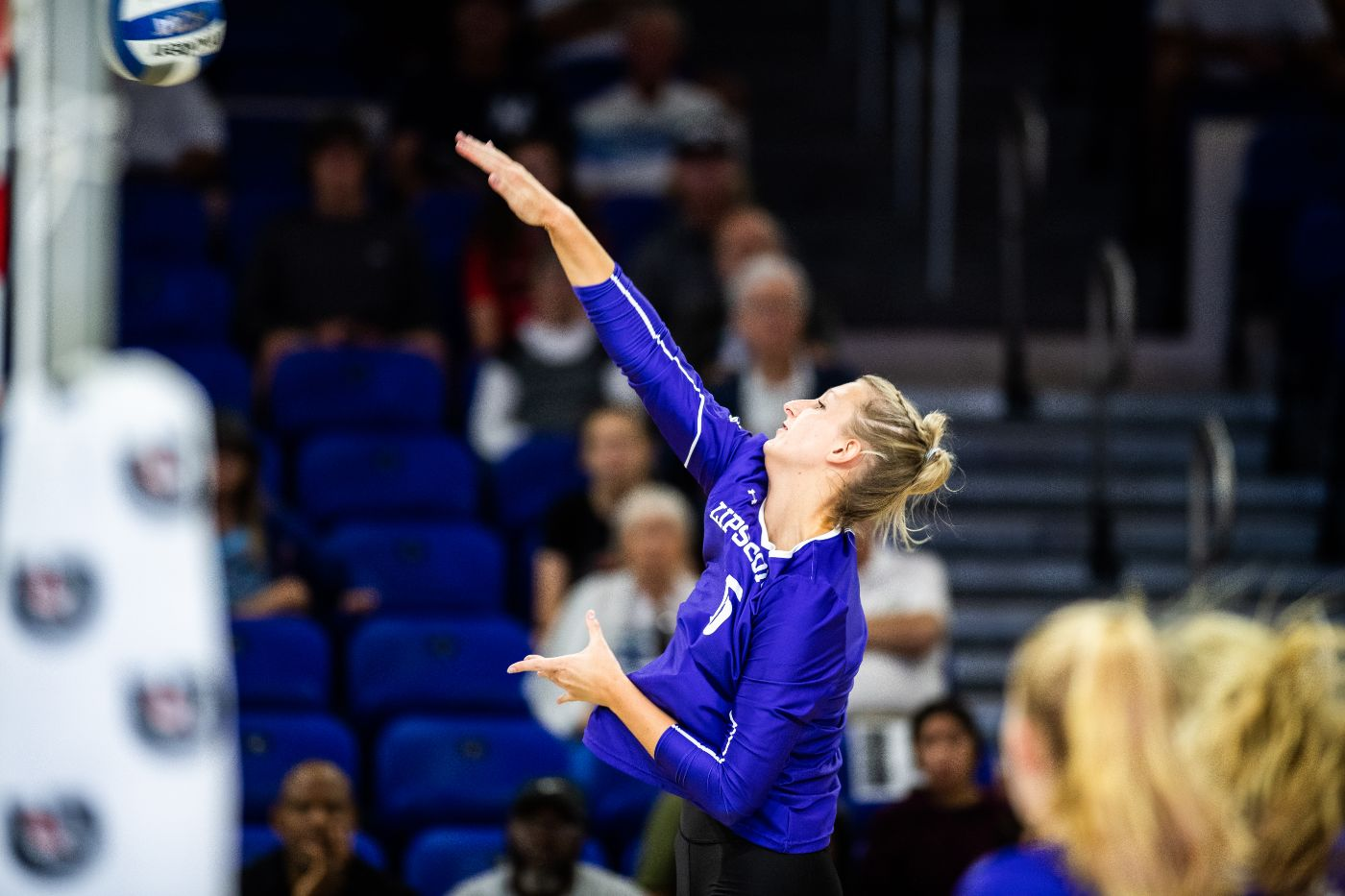 Lipscomb Volleyball Extends Winning Streak With Sweep Against UNA