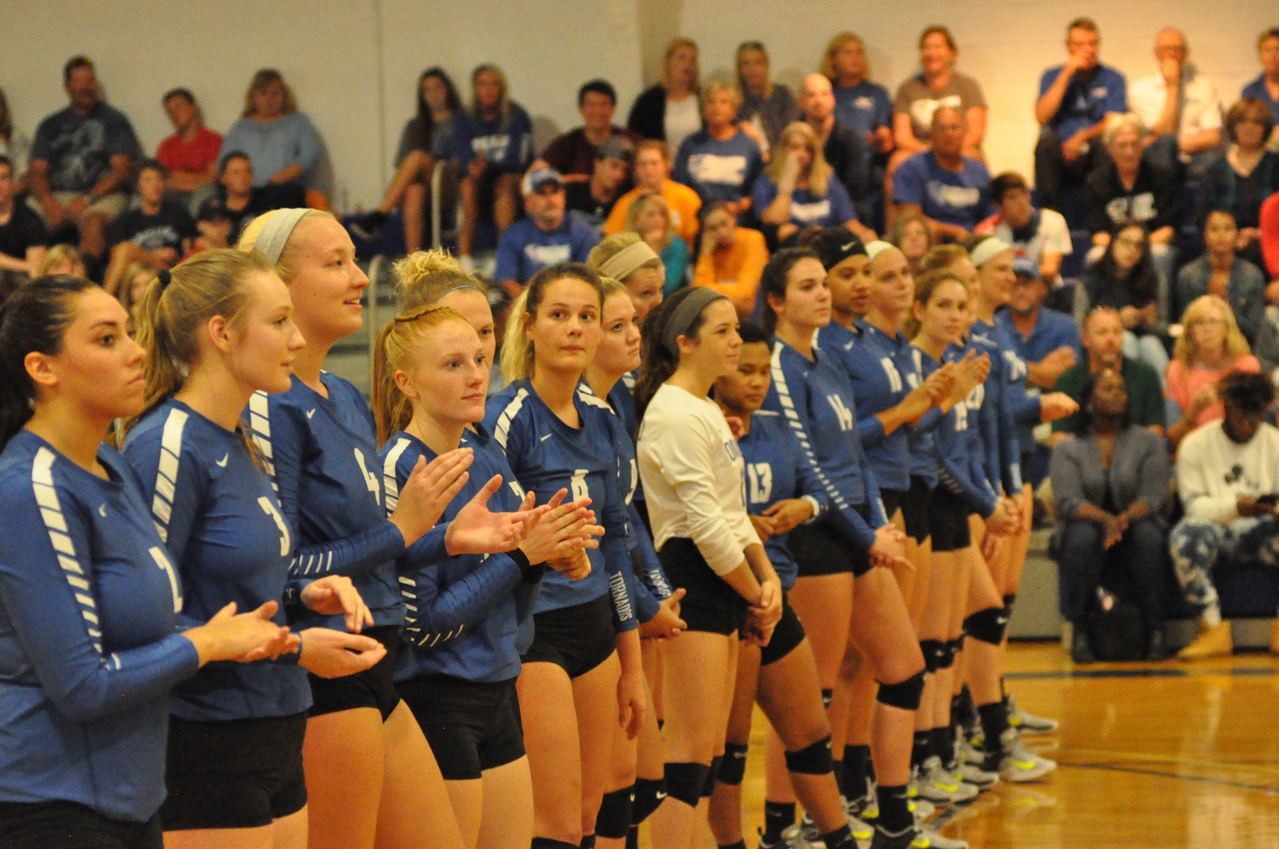 Tornados Split Tri-Match with Win Over LaGrange