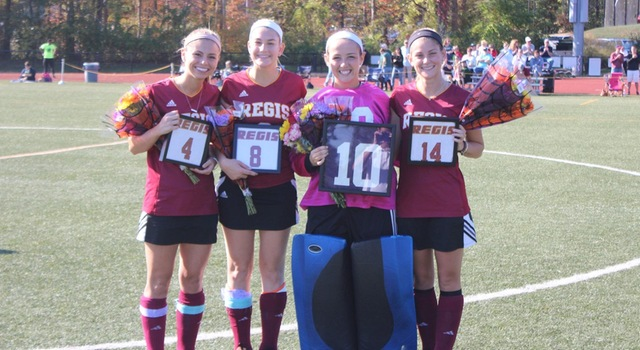 Field Hockey Falls To Mount Ida On Senior Day