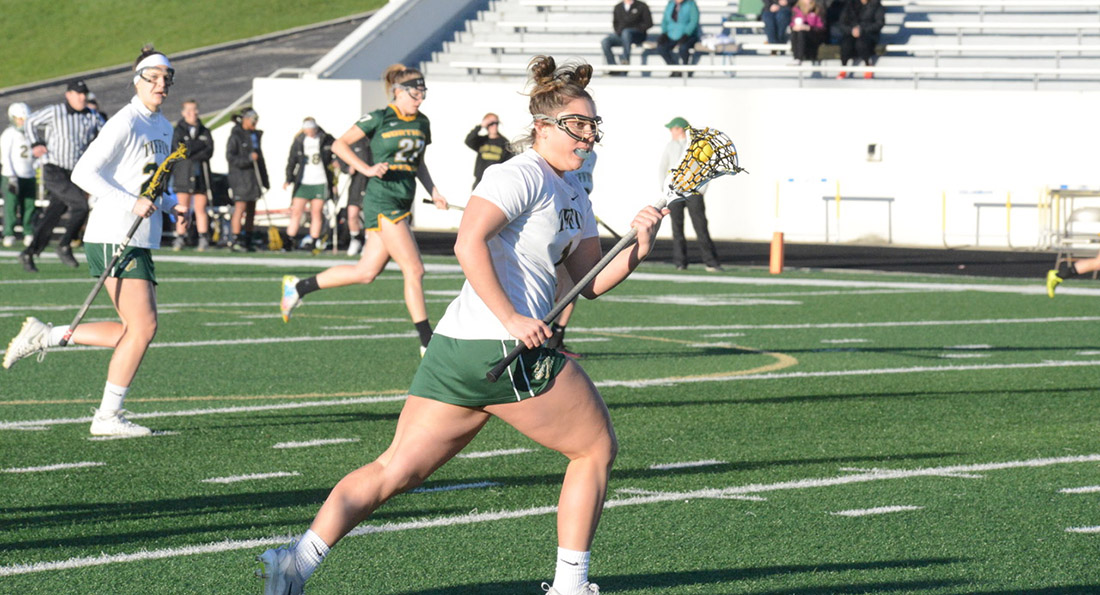 Randi Castner was named an IWLCA Division Senior North All Star.