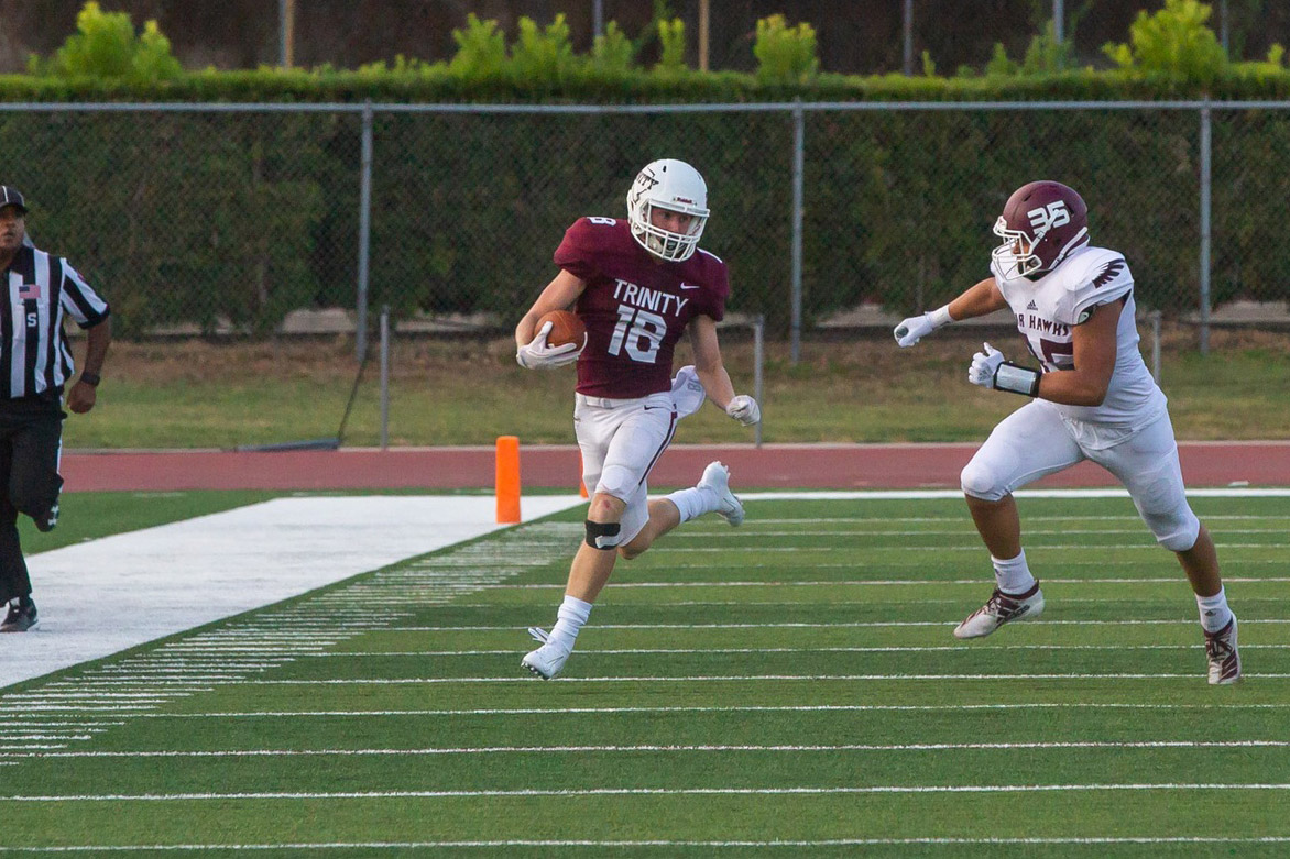 Trinity Football Earns SAA Road Win Over Centre