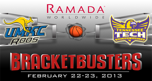 Golden Eagles to host UMKC in Ramada Worldwide BracketBuster