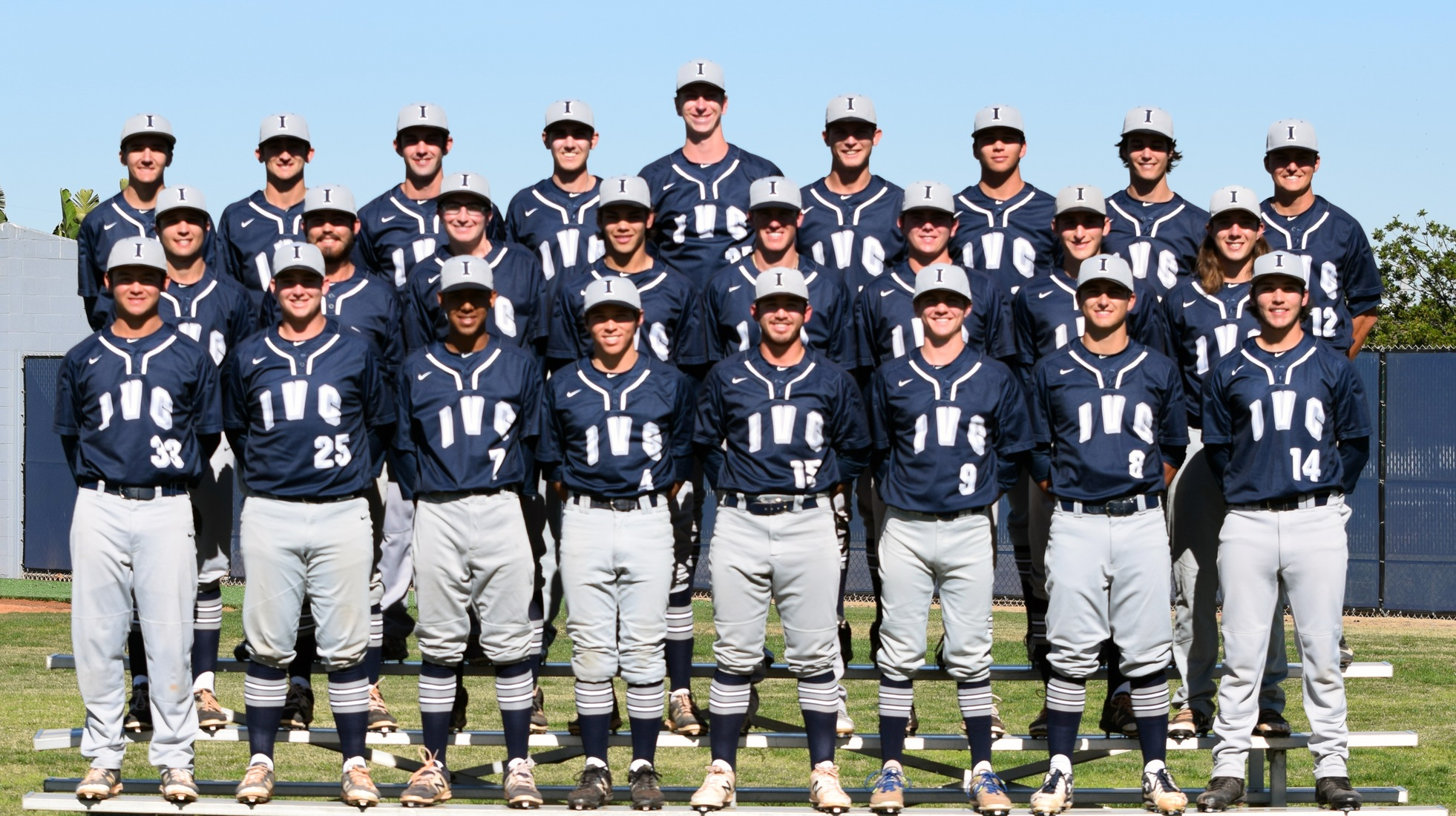 Baseball recognized as Irvine Valley's Scholar Team of the Year