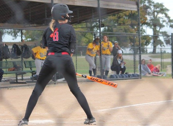 Photo for Morgan Smith leads SCC in 4-1 weekend record