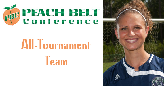 Treat Named to PBC All-Tournament Team